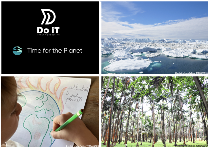 Do iT & TIME for the PLANET